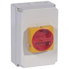 Interrupteur de proximité - 3P - 80 A