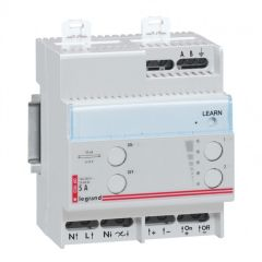 Télévariateur - pour source lumineuse à ballast 1/10V - 1000VA - 4 mod