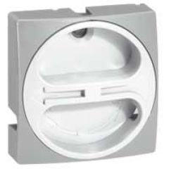 Manette - inter sectionneur rotatif - composable - cadenas - 80-100 A - gris