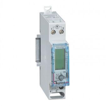 Inter horaire programmable digital - auto - standard - 1 sortie 250 V~