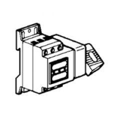 Inter-sectionneur Vistop - 32 A - 3P - cde lat - poignée rouge/plastron jaune