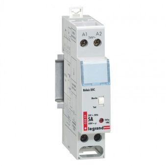 Relais pour DSC gaz - 24 V~ - 50 Hz - 1 mod