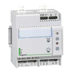 Télécommande multifonction non polarisée - jusqu'à 300 blocs - 4 mod