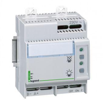 Télécommande standard non polarisée - jusqu'à 300 blocs - 4 mod