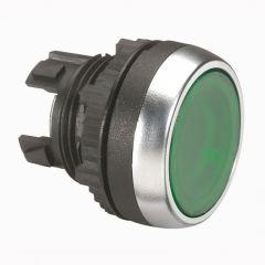 Osmoz compo - tête lum - à impulsion - affleurant - vert - IP66