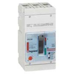 Disj puissance DPX 250 - magnéto-thermique - 36 kA - 3P - 250 A