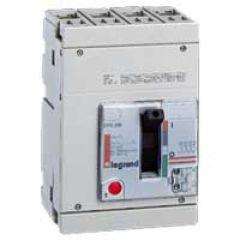 Disj puissance DPX 250 - magnéto-thermique - 36 kA - 4P - 160 A