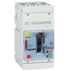 Disj puissance DPX 250 - magnéto-thermique - 70 kA - 3P - 100 A