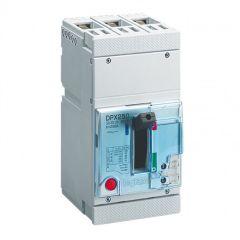 Disj puissance DPX 250 - magnéto-thermique - 70 kA - 3P - 250 A