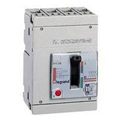 Disj puissance DPX 250 - magnéto-thermique - 70 kA - 4P - 63 A