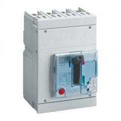 Disj puissance DPX 250 - magnéto-thermique - 70 kA - 4P - 250 A