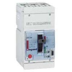 Disj puissance DPX 250 - électronique - 36 kA - 3P - 100 A