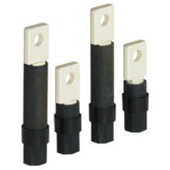 Prise arrière méplat orientable DPX/DPX-IS 630 - amont et aval - 4P