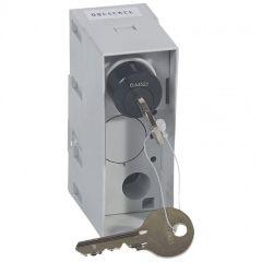 Serrure verrou Ronis DPX motorisé/cde rotative méca ''Débro-lift'' - 2 clés