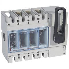 Inter-sectionneur DPX-IS 630 - 400 A - 3P - sans déclenchement - cde frontale