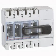 Inter-sectionneur DPX-IS 630 - 630 A - 4P - sans déclenchement - cde frontale