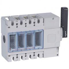 Inter-sectionneur DPX-IS 630 - 630 A - 3P - sans déclenchement - cde lat droite