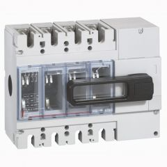 Inter-sectionneur DPX-IS 630 - 630 A - 4P - à déclenchement -cde frontale