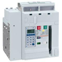 Disjoncteur ouvert DMX³ 2500 - fixe - lcu 50 kA - taille 1 - 4P - ln 1600 A