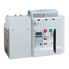 Disjoncteur ouvert DMX³ 2500 - fixe - lcu 100 kA - taille 2 - 4P - ln 630 A