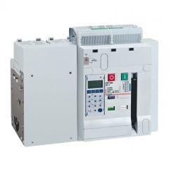 Disjoncteur ouvert DMX³ 4000 - fixe - lcu 100 kA - taille 2 - 4P - ln 3200 A
