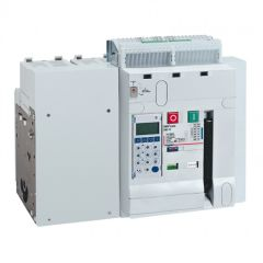 Disjoncteur ouvert DMX³ 4000 - fixe - lcu 100 kA - taille 2 - 4P - ln 4000 A