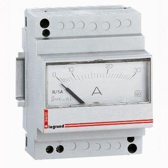 Ampèremètre analogique - branchement direct