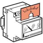Cadran de mesure analogique pour ampèremètre 046 00 - 0-800 A
