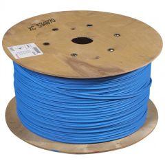 Câble réseaux locaux - Cat.6 - U/UTP - 2x4 paires - L 500 m - P 38 kg - LCS²