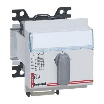 Commutateur rotatif voltmètre - 7 positions
