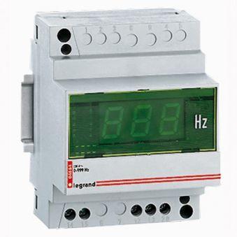 Fréquencemètre digital - mesure 10 à 100 Hz - 4 modules