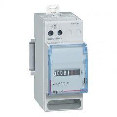 Compteur horaire totalisateur - affichage numérique - 230 V~ - 50 Hz