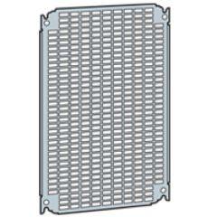 Plaque perforée Téléquick - pour Atlantic/Inox/Marina H 500 x l 400