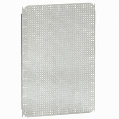 Plaque perforée Téléquick - pour Atlantic/Inox/Marina H 1000 x l 800