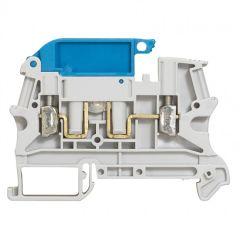 Bloc jonc Viking 3 à vis - 1 jonc - pr circuit std préhenseur - gris - pas 6