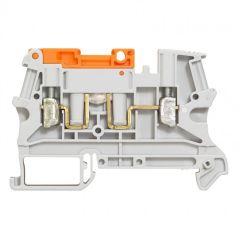 Bloc jonc Viking 3 à vis - 1 jonc - pr circuit std mini sect - gris - pas 6