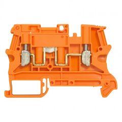 Bloc jonc Viking 3 à vis - 1 jonc - pr circuit non coupé mini-sect orange/pas 6