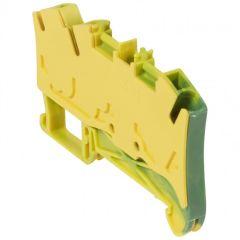 Bloc jonc Viking 3 à ressort - 1 jonc/3 conduc -1entr/2sort-vert/jaune - pas 6
