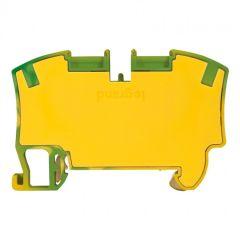 Bloc jonc Viking 3 à ressort - 1 jonc/2 conduc -1entr/1sort-vert/jaune - pas 10