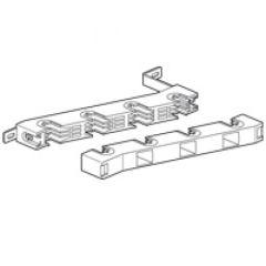 Support isolant - 1 barre par pôle jusqu'à 1000 A - montage direct dans Altis