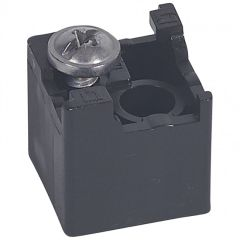 Support isolant 1P - 1 barre par pôle jusqu'à 280 A - barre 12x2/12x4 mm - Altis