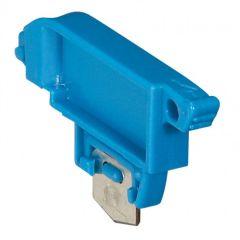 Préhenseur pour bloc jonc Viking 3 sectionnable vis/ressort - neutre bleu