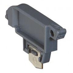 Préhenseur pour bloc jonc Viking 3 sectionnable vis/ressort - gris