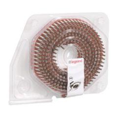 Chargeur Starfix - recharge gde capacité - section 1 mm² - rouge