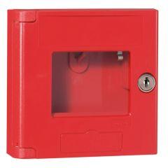 Coffret de sécurité réserve de clés - rouge