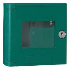 Coffret de sécurité réserve de clés - vert