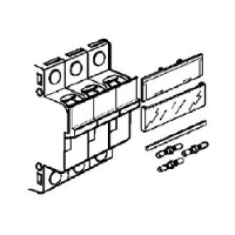 Ensemble solidarisation - pour 3 coupe-circuit sectionneur 1P
