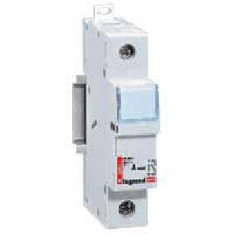 Coupe-circuit sectionneur - 1P - cartouche cylind ind neutre - 500 V~