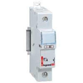 Coupe-circuit domestique - 1P - pour cartouche cylind dom - 10 A