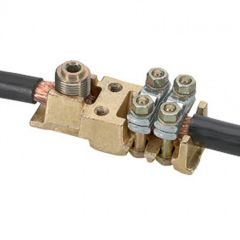 Bloc jonction de puissance Viking 3 - câble-câble - pas 55